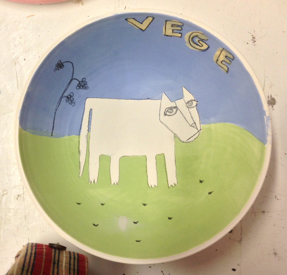"""Vege"" BluFoot Bowl"