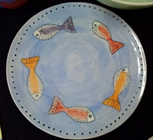 Five Fish Platter